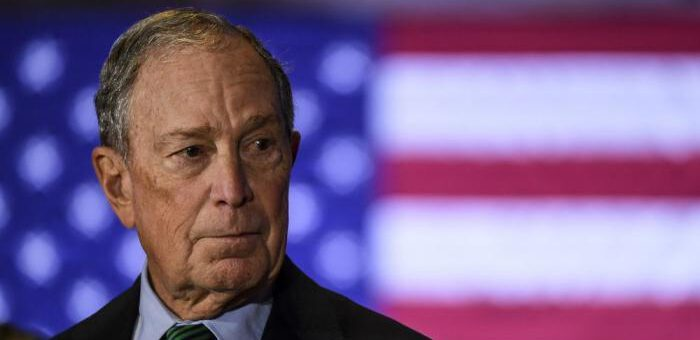 00054FB7 michael bloomberg