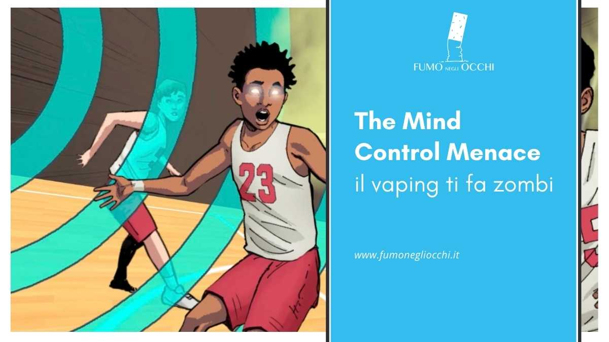 The Mind Control Menace